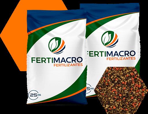 Fertilizante Macromix - Fertimacro